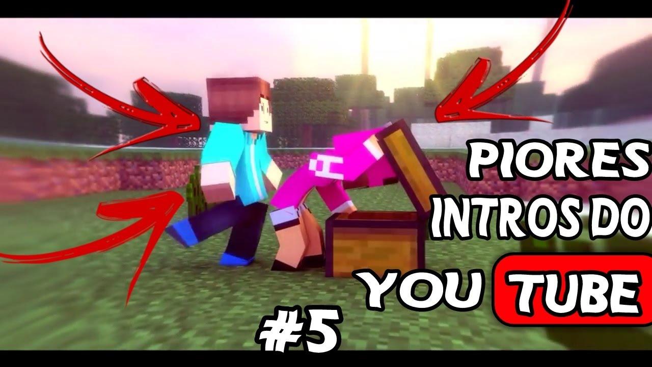 As Piores Intros do YouTube #5  Intro Do Kid Bengala ????