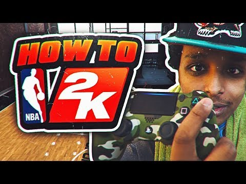 HOW TO NBA 2K