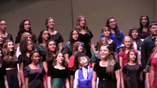 the 2013 honor choirs concert program ccsd