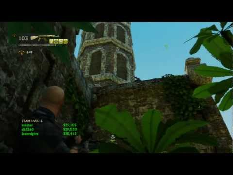 Completed Uncharted 3 Fort Co-op Crushing 3 Players Gameplay