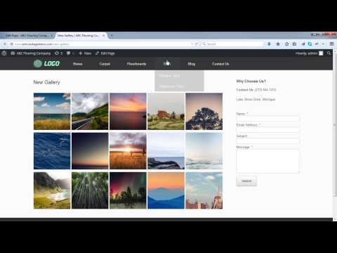 Setup a WordPress Image Gallery (with Lightbox)