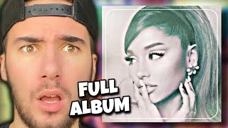 Rappers FIRST TIME Hearing an ARIANA GRANDE Album: Positions (REACTION!!)