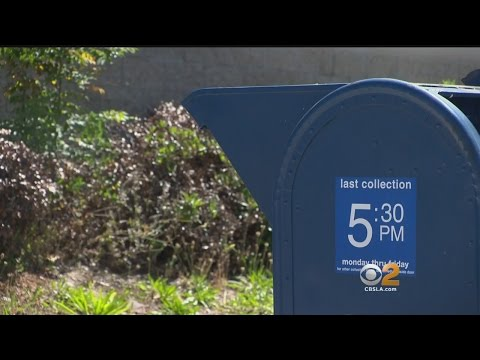 Mail Thefts Soar As Thieves Target Mailboxes, Post Office Drop-Offs