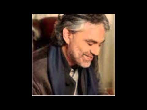 Come Un Fiume Tu - Andrea Bocelli videó letöltés