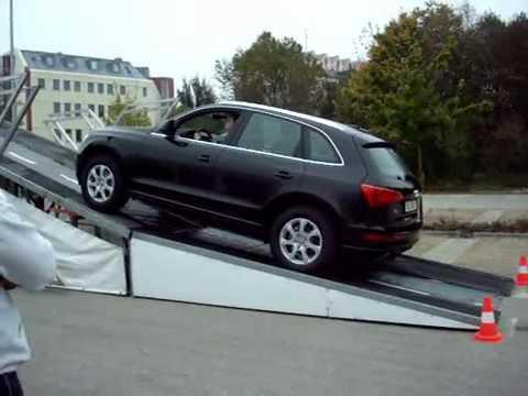 BMV X3 vs Audi Q5