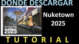 tutorial BLACK OPS 2 DONDE DESCARGAR ¡¡ Nuketown 2025 !!  EN XBOX360
