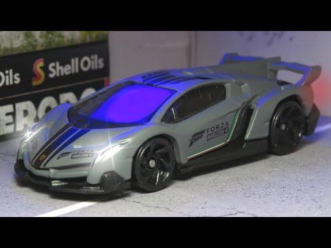 Hot Wheels Lamborghini Veneno - Forza Horizon 4 Series