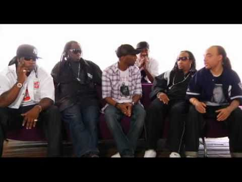 FURIOUS 5 & KURTIS BLOW  SPECIAL FEATURE LONDON 2010