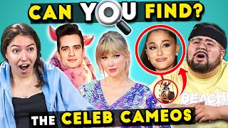 Download 50 Celeb Cameos In Music Videos You Won't Believe You Missed Mp3 and Videos