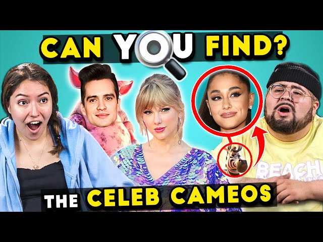 50 Celeb Cameos In Music Videos You Won't Believe You Missed