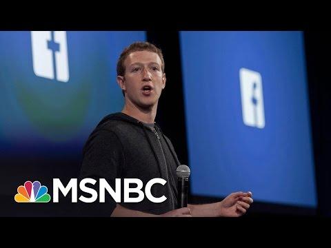Facebook's Responsibility In Attack Live Stream  MSNBC