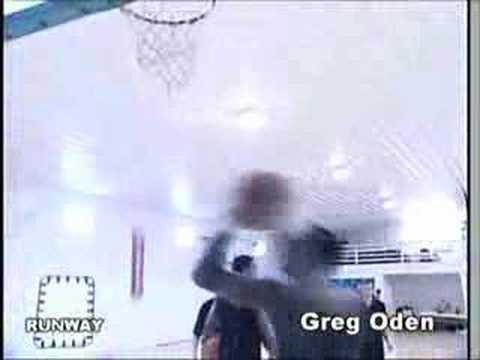 NBA Draft 2007 Prospects Preview Mix - Vol. 1