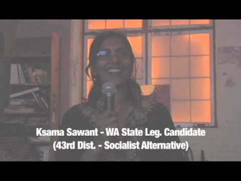 Vote Sawant Election Night Party