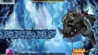 lvl 180 Hero solo Left Horntail Head - Yousei Teikoku Garden