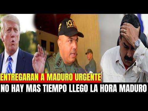 HOY ENTREGARON TODA LA INFORMACIÓN NICOLAS MADURO LE LLEGO LA HORA - JUAN GUAIDO ACEPTA AYUDA