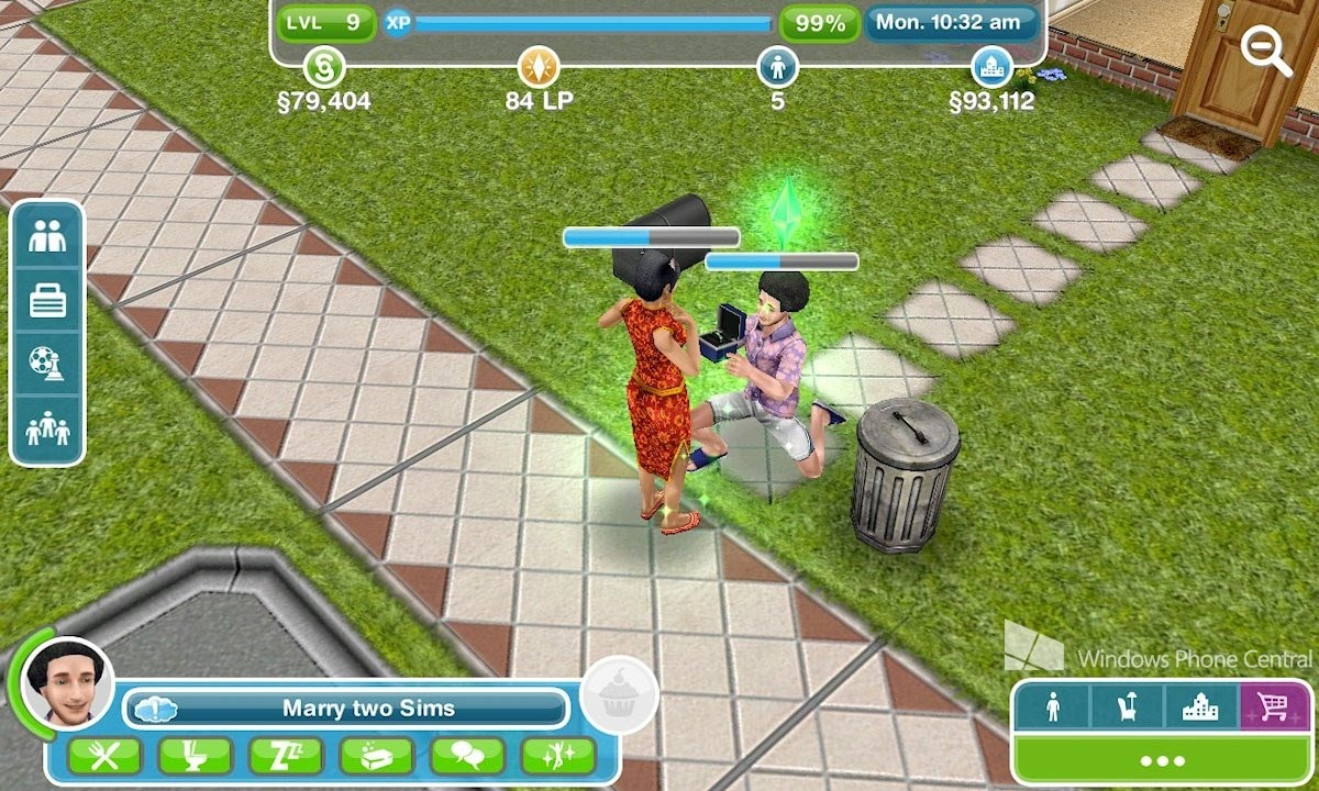 how to bake a wedding cake sims 4 sims freeplay 2016 get wedding ring and bake 15580