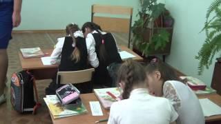 Пономарева В.Б. Урок в 3 классе.