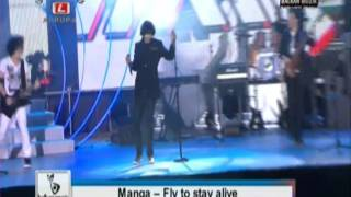 manga balkan music awards fly to stay alive
