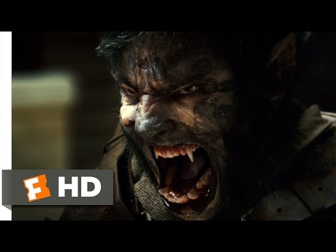 The Wolfman (7/10) Movie CLIP - I Will Kill All of You (2010