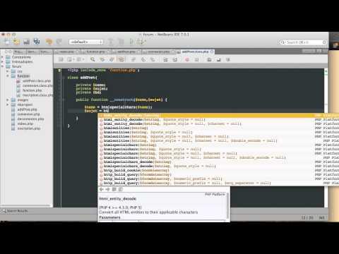 Créer un forum en PHP et Mysql avec connexion et inscription