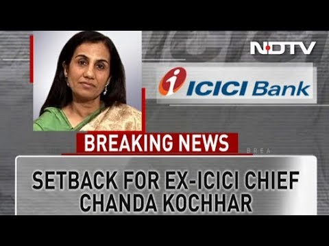 Chanda Kochhar Sacked By ICICI For Violating Code, Has To Return Bonuses