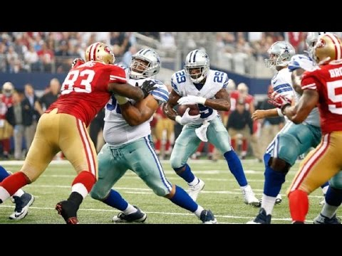Demarco Murray Highlights [M.V.P] - Go Cowboys