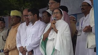 Mamata Banerjee gives sharp warning to rivals in Eid message