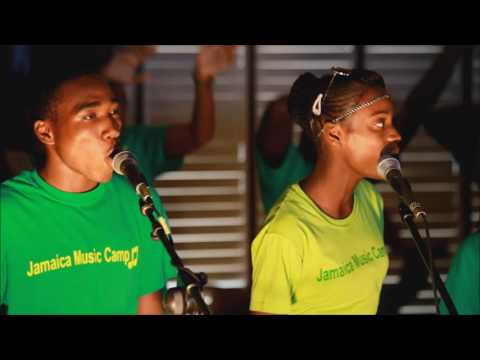Hamilton My Shot Jamaica Music Camp