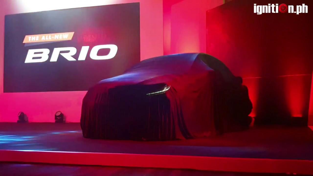 2019 All New Honda Brio Launch
