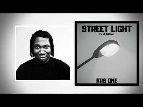 NEW ! VERY HOTT ! Krs One -  Street Light [First edition] Fu