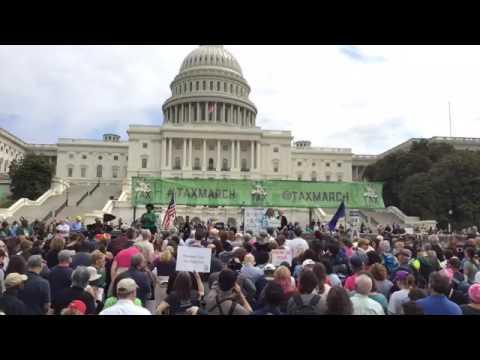 Tax March - Washington, DC (4/15/17)