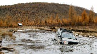 Экспедиция на внедорожниках  Алтай-Монголия-Байкал-Бурятия