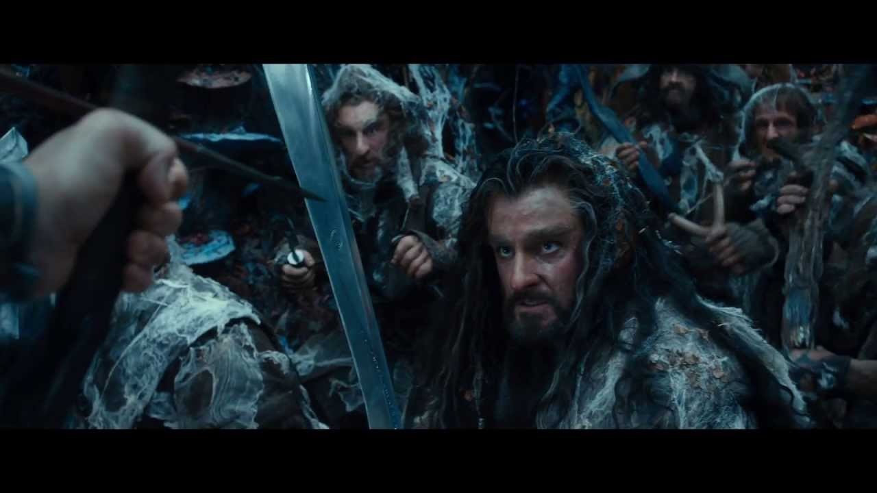 The Hobbit: The Desolation of Smaug - Official Trailer 2013 (HD 1080p) - YouTube