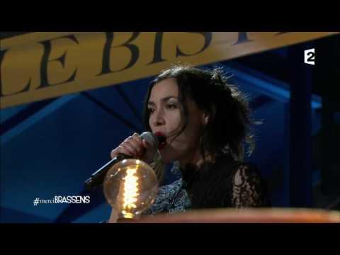 Olivia Ruiz chante Brassens