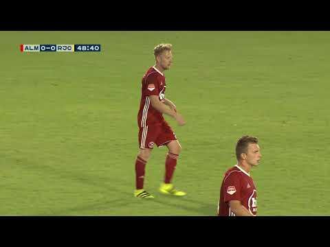 Samenvatting Almere City FC - Roda JC (24-08-2018)