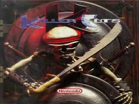 Soundtrack - Killer Instinct - Riptor Theme