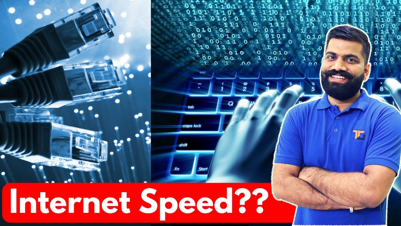 how to find out internet speeds