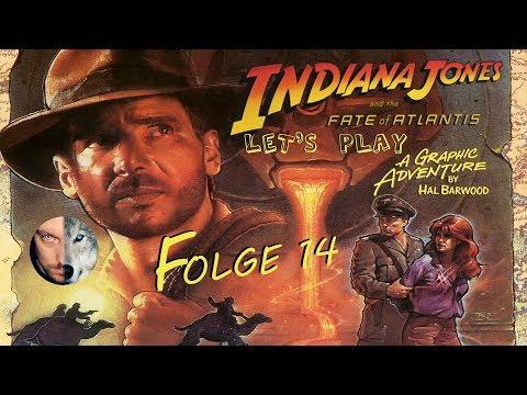 indiana-jones-and-the-fate-of-atlantis---#-14---dunkle-zeiten!---indiana-jones-let's-play