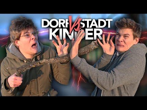 KINDER VOM DORF vs. KINDER AUS DER STADT   Joey's Jungle