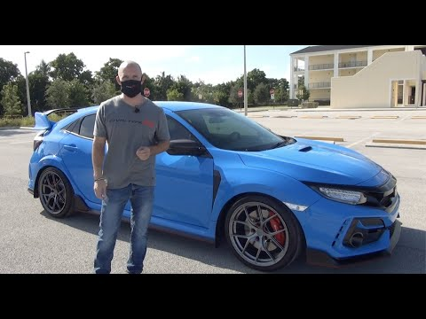 What's New in the 2020 Honda Civic Type R? Plus Tips & Tricks