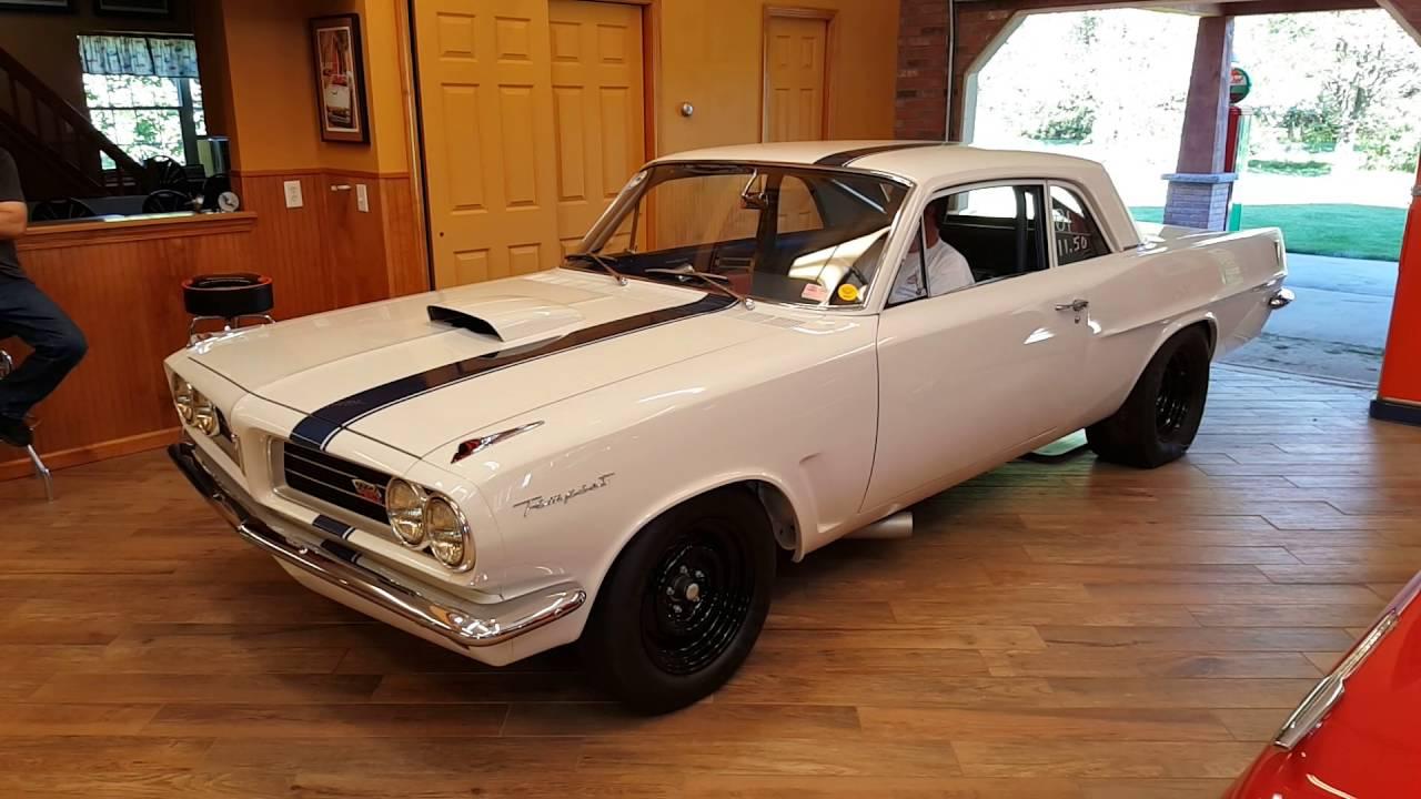 1964 Pontiac Tempest Drag Car Youtube