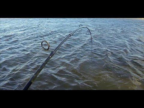 Смотреть видео Ловля щуки на озере в Омской области онлайн, скачать на мобильный.