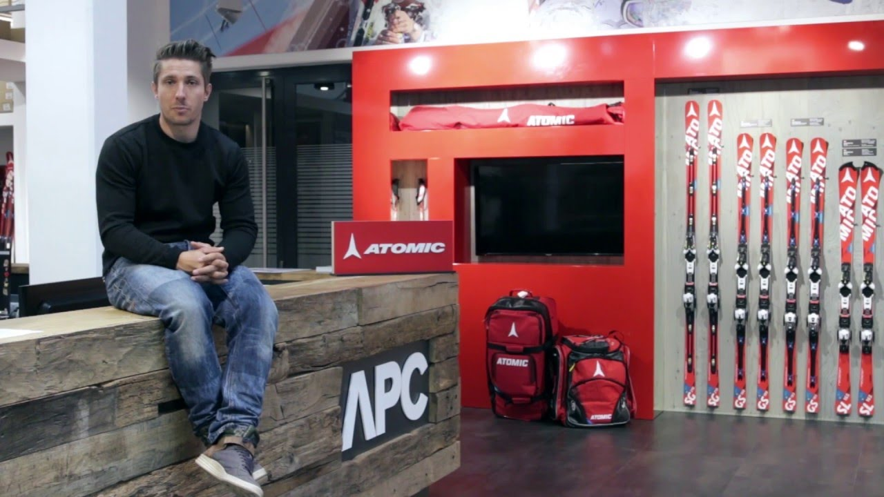 Atomic short cut - atomic pro center with marcel hirscher