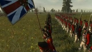 Battle of Camden - Patriot - Empire Total War