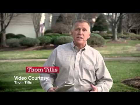 Kay Hagan leads challenger Thom Tillis in N.C. Senate race