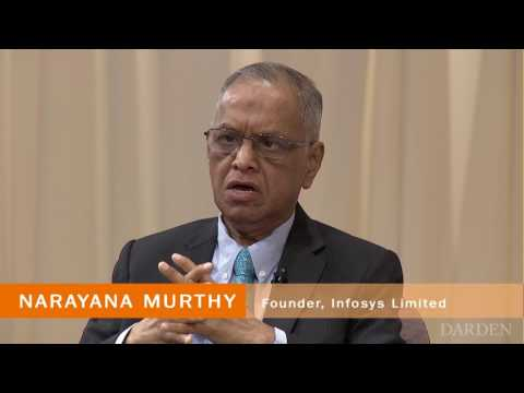 How an Indian Entrepreneur Changed the IT Industry Forever: C-Suite Insights with Narayana Murthy