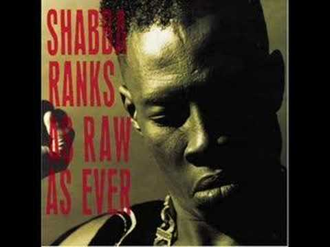 Shabba Ranks-So jah say