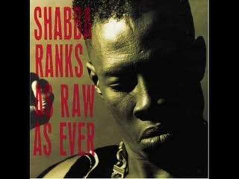 Shabba Ranks-So jah say