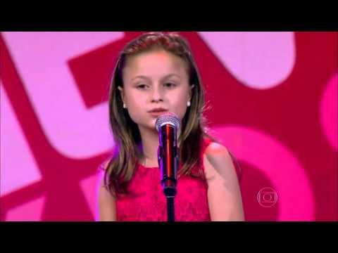 Rafa Gomes canta 'História de Uma Gata' no The Voice Kids - Audições  Temporada 1