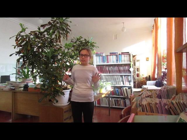 Изображение предпросмотра прочтения – КсенияГунякова читает произведение «Песнь о собаке» С.А.Есенина
